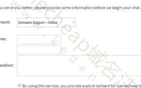 Namecheap无法接收手机短信验证码解决办法