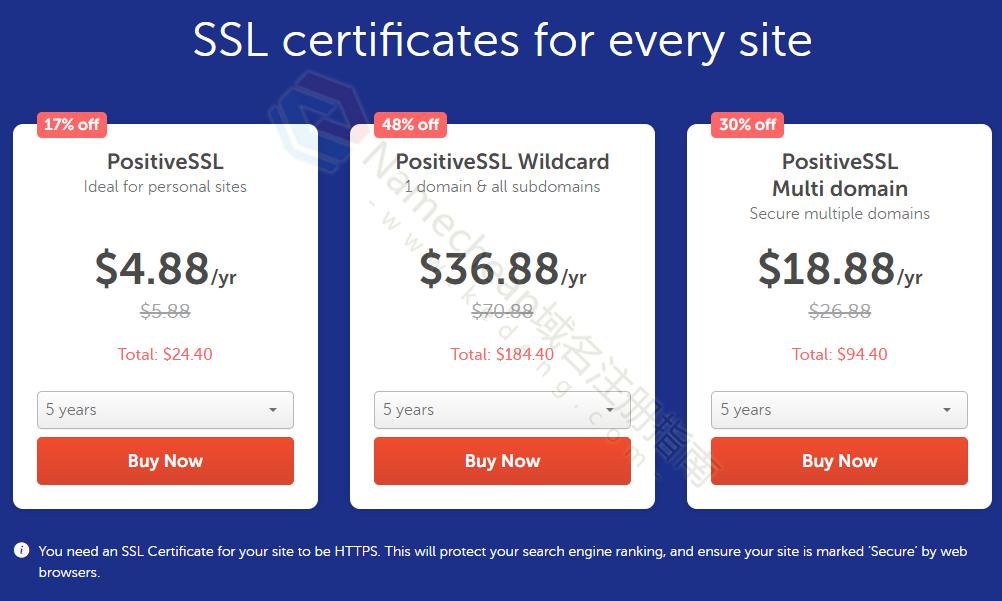 SSL证书最