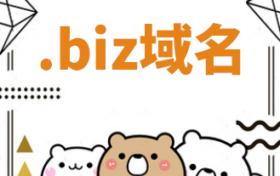 biz域名
