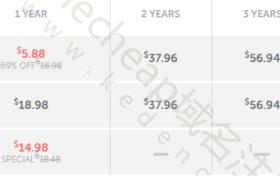 me域名注册价格