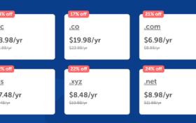 域名转移最高可享30%优惠